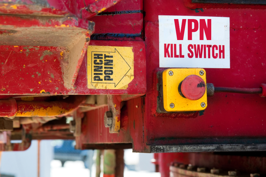vpn avec kill switch