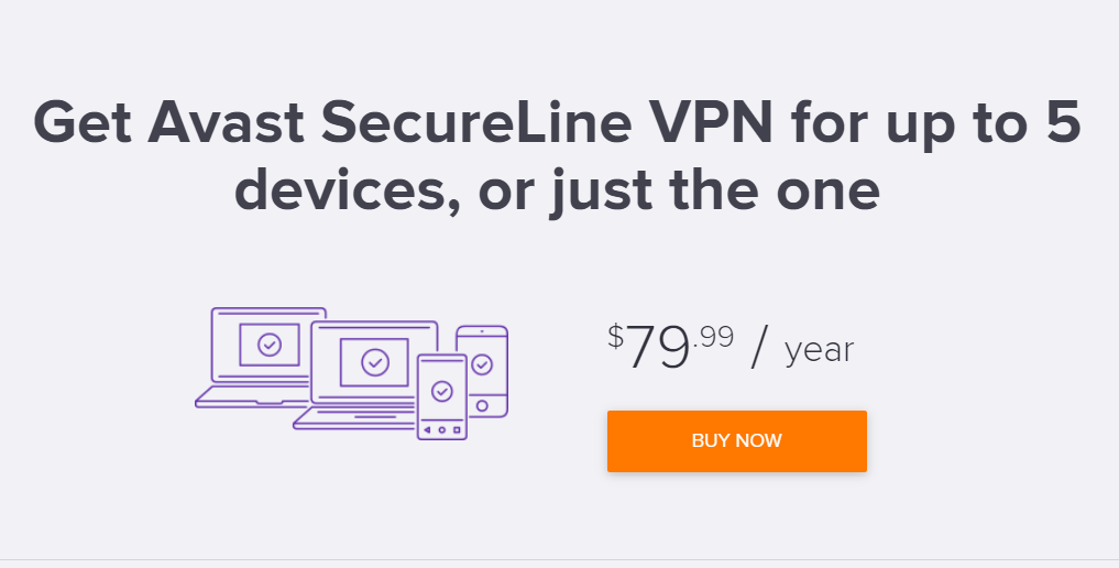 Avast SecureLine VPN promo codes